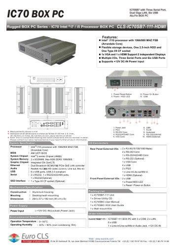 CLS-IC70SB7-111
