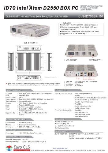 CLS-ID70SB7-101