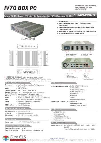 CLS-IV70SB7-111