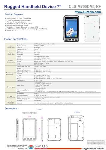 CLS-M700DM4-RF