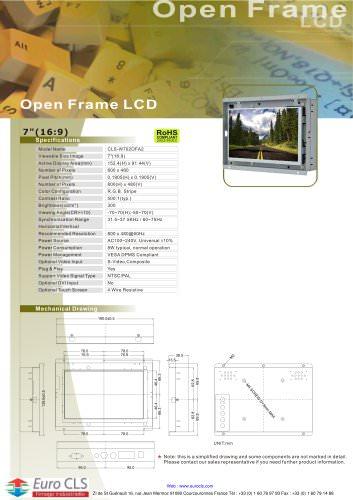 CLS-W702OFA2