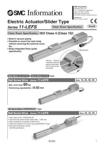 11-LEFS series