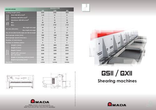 GS II/ GX II