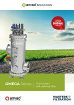OMEGA Series Irrigation EN