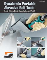 Dynabrade Portable Abrasive Belt Tools