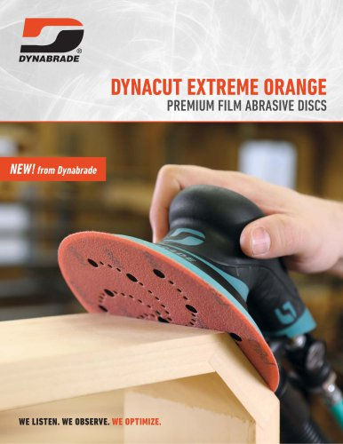 DYNACUT EXTREME ORANGE