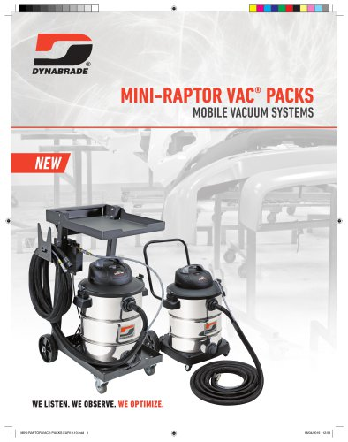 Mini-Raptor Vac Packs EUR19.10