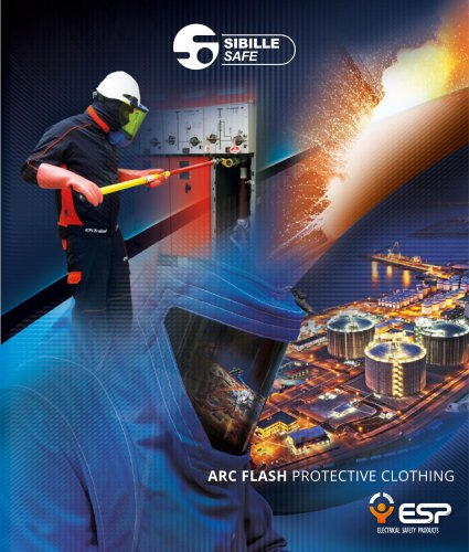 Protective clothing and products for ARC FLASH safety