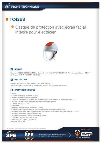 TC42ES : E-Shark helmet
