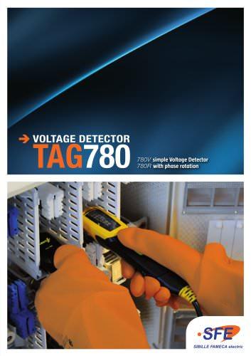 Voltage Detector TAG780