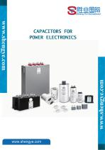 Power Electronics capacitor version 2020