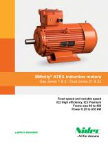IMfinity® ATEX induction motors