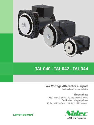 TAL 040 - TAL 042 - TAL 044