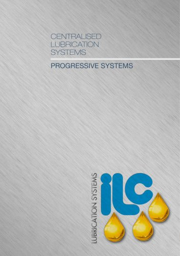 dedicated to Progressive Lubrication Systems