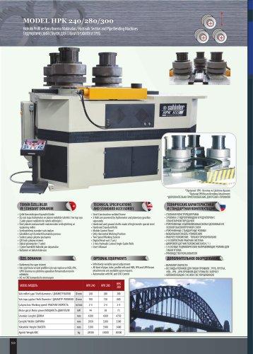 HPK 240 - 280 - 300
