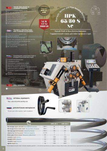 HPK NC 65/80 S