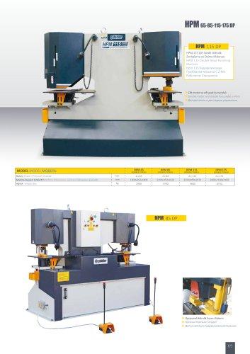 HPM 65-85-115-175 D.P