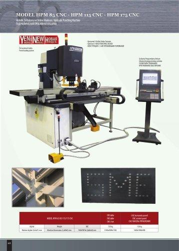 HPM 85-115-175 CNC