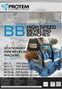BB Series - High speed beveling benches