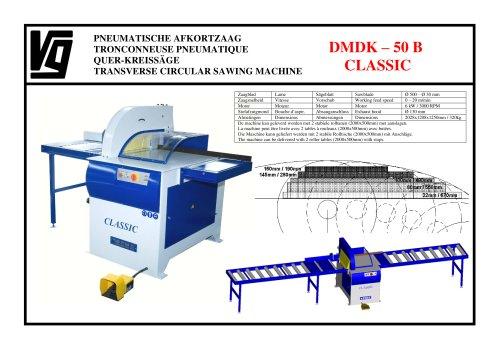 TRANSVERSE CIRCULAR SAWING MACHINE