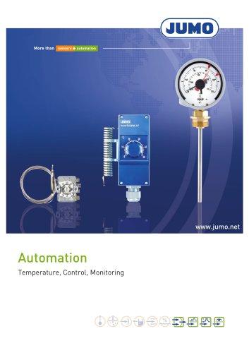 Automation - Temperature, Control, Monitoring