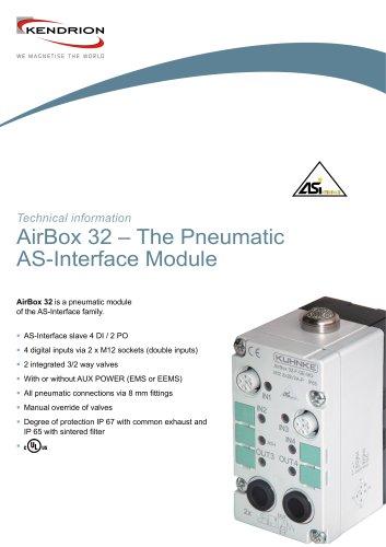 Kuhnke AirBox 32