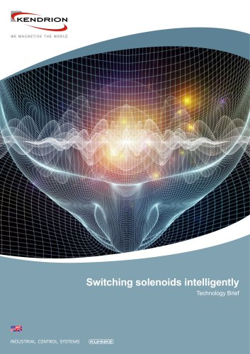 Switching solenoids intelligently