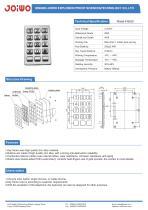 Joiwo Big Button 12 keys Keypad B529
