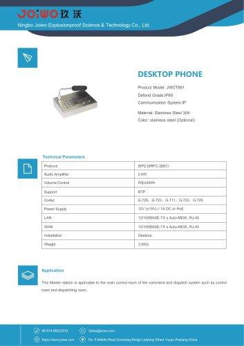 Joiwo desktop phone Telephone JWDT661