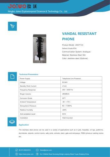 Joiwo IP54 Prison Phone JWAT133
