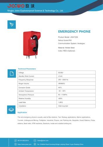 Joiwo One Button Public Telephone JWAT206