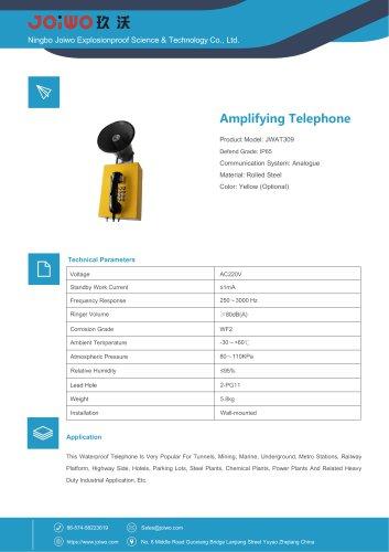 Joiwo Waterproof Telephone JWAT309