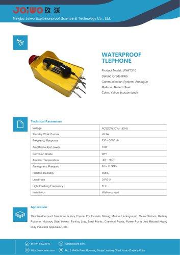 Joiwo Waterproof Telephone JWAT310