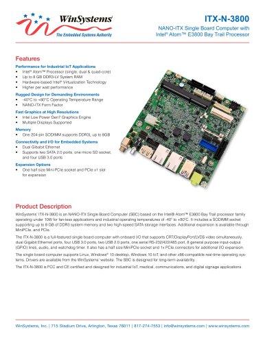 ITX-N-3800