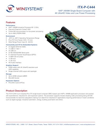 ITX-P-C444