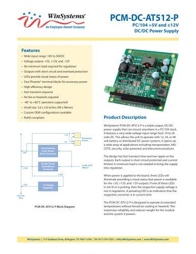 PCM-DC-AT512-P
