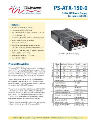 PS-ATX150