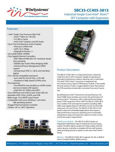 SBC35-CC405-3815