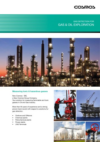 Gas and oil leaflet