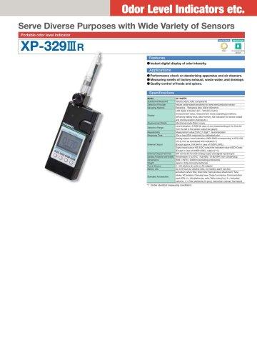 XP-329IIIR Portable odor level indicator