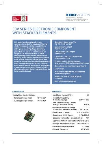 C3V series
