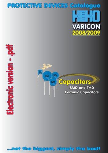 capacitors 2008/2009