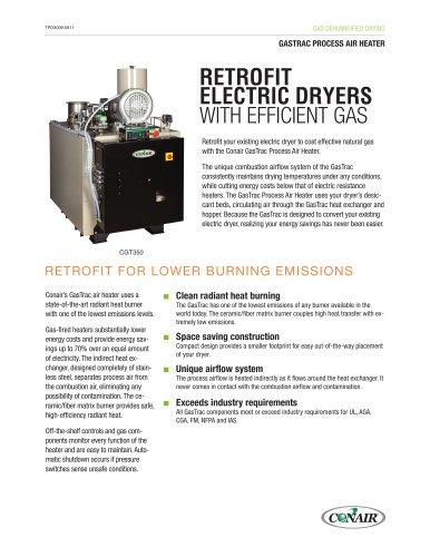GasTrac Process Air Heater