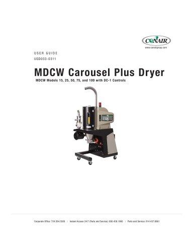 MDCW Carousel Plus Dryer
