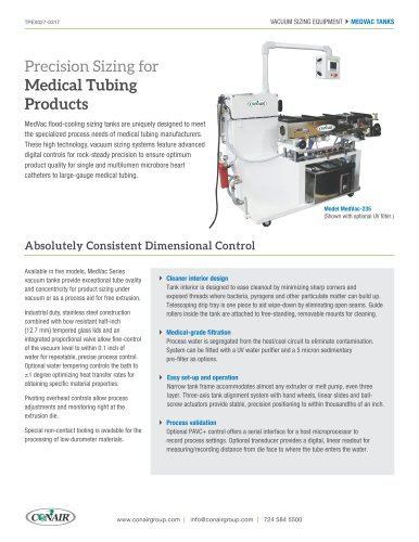medical tubing products