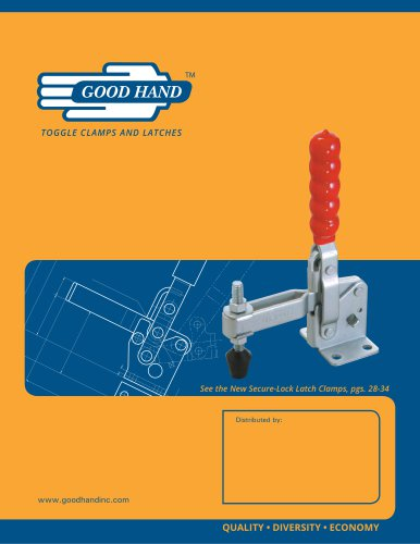 Good Hand Toggle Clamps