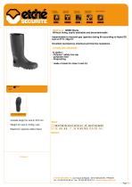 NRBC Boots