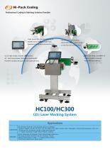 New product-laser marking machine-Beijing Hi-Pack Coding