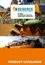 GESERCO Products Catalogue