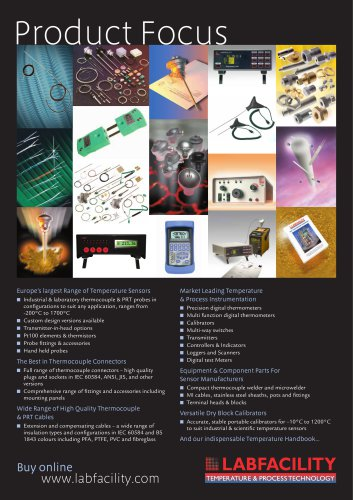 Labfacility Product Focus (English)